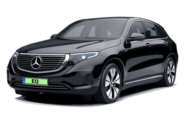 Mercedes Benz EQC SUV Estate 400 300kW Sport 80kWh 5dr Auto Business Contract Hire 6x35 10000