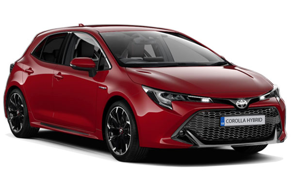 Toyota Corolla Hybrid Hatchback 1.8 VVTi Hybrid GR Sport 5dr CVT Business Contract Hire 6x35 10000