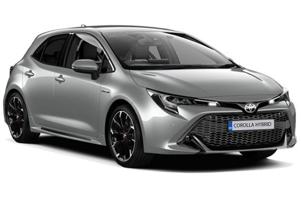 Toyota Corolla Hybrid Hatchback 2.0 VVT-i Hybrid GR Sport 5dr CVT Business Contract Hire 6x47 10000