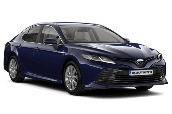 Toyota Camry Saloon 2.5 VVTi Hybrid Design 4dr CVT Business Contract Hire 6x35 10000