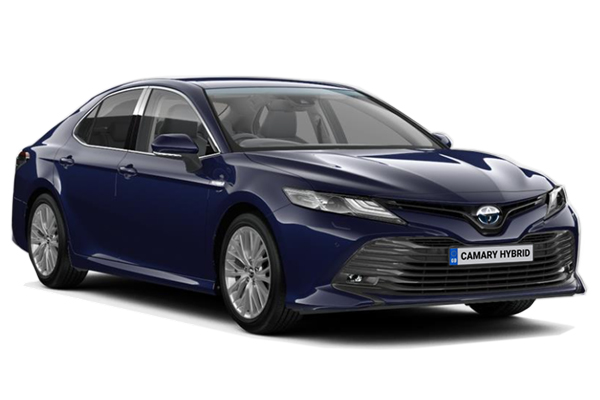 Toyota Camry Saloon 2.5 VVTi Hybrid Excel 4dr CVT Business Contract Hire 6x35 10000