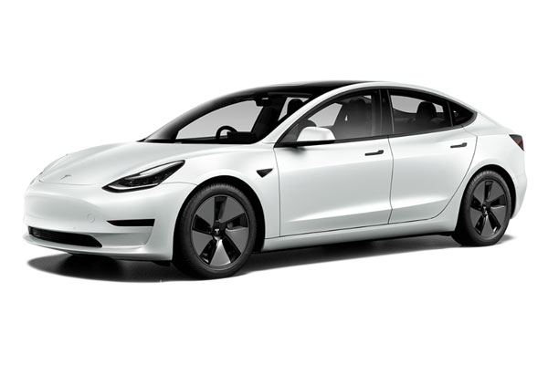 Tesla Model 3 Saloon Performance AWD 4dr (Performance Upgrade) Auto Business Contract Hire 6x35 10000