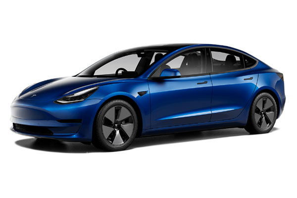 Tesla Model 3 Saloon Standard Plus 4dr Auto Business Contract Hire 6x35 10000