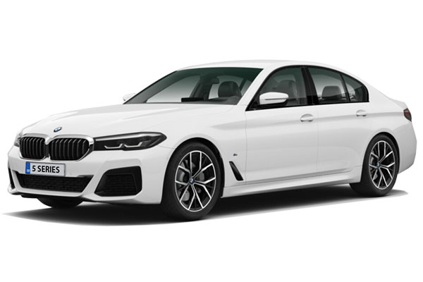 Bmw 5 Series Diesel Saloon 520d MHT M Sport 4dr Step Auto Business Contract Hire 6x35 10000
