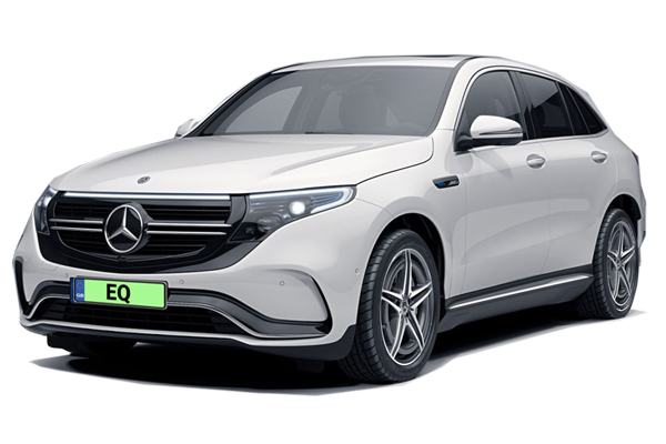 Mercedes Benz EQC SUV Estate 400 300kW AMG Line 80kWh 5dr Auto Business Contract Hire 6x23 10000