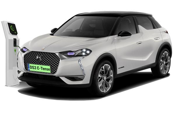 DS DS3 Electric Crossback Hatchback 100kW E-Tense Ultra Prestige 50kWh 5dr Auto Business Contract Hire 6x35 10000