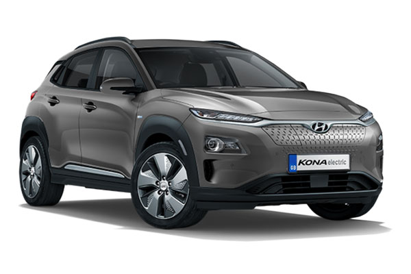 Hyundai Kona SUV Electric Hatchback 100kW SE 39kWh 5dr Auto [10.5kW Charger] Business Contract Hire 6x35 10000