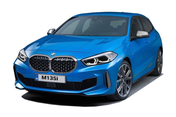 Bmw 1 Series Hatchback M135i xDrive 5dr Step Auto [Tech/Pro Pack] Business Contract Hire 6x35 10000