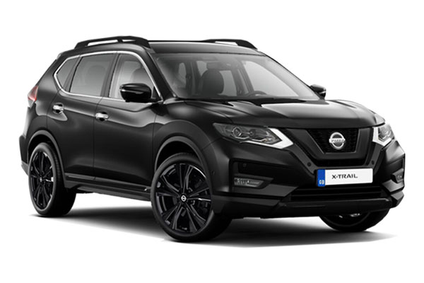 Nissan X-trail SUV Special Edition 1.7 dCi N-Tec 5dr  (7 Seat) Business Contract Hire 6x35 10000
