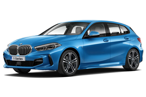 Bmw 1 Series Hatchback 118i 136 M Sport 5dr  Auto [Tech /Pro Pack] Business Contract Hire 6x35 10000