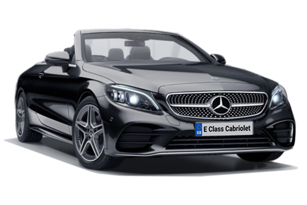 Mercedes Benz E Class Diesel Cabriolet E220d AMG Line Night Edition Premium Plus 2dr 9G-Tronic Business Contract Hire 6x35 10000