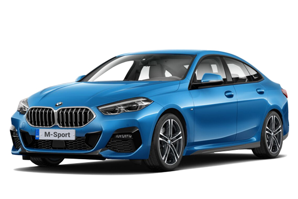 Bmw 2 Series Gran Coupe 218i 136 M Sport 4dr DCT [Pro Pack] Business Contract Hire 6x35 10000