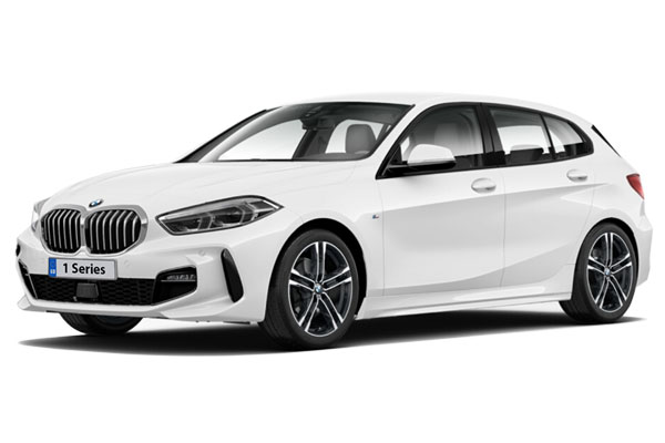 Bmw 1 Series Hatchback 118i 136 M Sport 5dr 6Mt [LCP] Business Contract Hire 6x35 10000