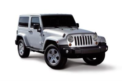 Jeep Wrangler Hard Top Diesel 2.8 Crd Sahara 4dr Auto Business Contract Hire 6x35 10000