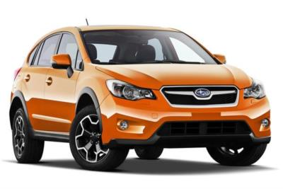 Subaru XV Hatchback 2.0i SE 5dr 6Mt Business Contract Hire 6x35 10000