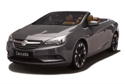 Vauxhall Cascada Convertible 2.0 CDTi 16V 170ps Elite 2dr Start/stop BlueInjection Business Contract Hire 6x35 10000