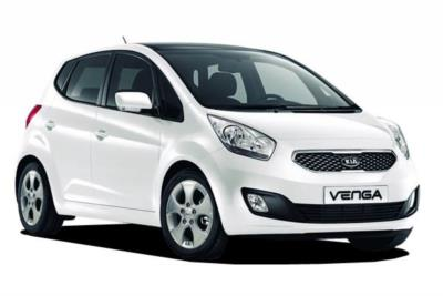 Kia Venga Diesel 1.4 Crdi 3 Sat Nav Ecodynamics 5dr Manual Business Contract Hire 6x35 10000