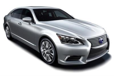 Lexus Ls Saloon 600h L Premiere 5.0 4dr 4WD Cvt Auto Business Contract Hire 6x35 10000
