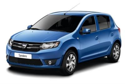 Dacia Sandero Hatchback 1.2 16v Access 5dr 5Mt Business Contract Hire 6x35 10000