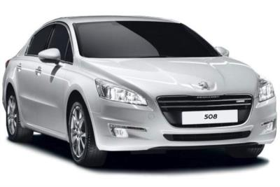 Peugeot 508 Saloon Diesel 1.6 BlueHDi 120ps Allure 4dr Auto Business Contract Hire 6x35 10000
