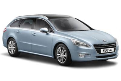 Peugeot 508 Sw Estate Diesel 1.6 BlueHDi 120ps Active 5dr Manual Business Contract Hire 6x35 10000