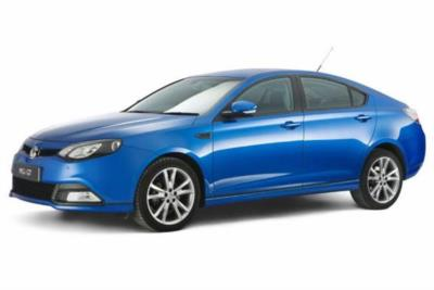 Mg Mg6 Magnette Diesel Saloon 1.9D TSE 5dr Business Contract Hire 6x35 10000
