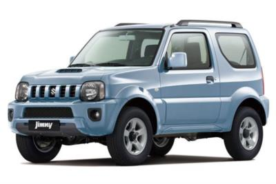 Suzuki Jimny Estate 1.3 Vvt SZ4 3dr 5Mt Business Contract Hire 6x35 10000