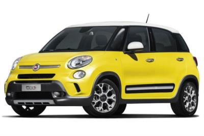 Fiat 500L Hatchback 1.4 95ps Trekking 5dr Business Contract Hire 6x35 10000