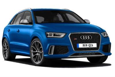 Audi Rs Q3 Estate 2.5 Tfsi Quattro 340ps 5dr S-Tronic 7At Business Contract Hire 6x35 10000