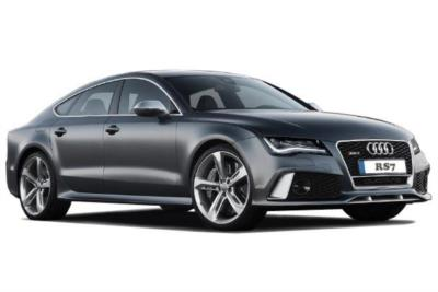 Audi Rs7 Sportback 4.0T Fsi V8 Bi-Turbo 560ps Rs7 Quattro 5dr Tiptronic 8At Business Contract Hire 6x35 10000