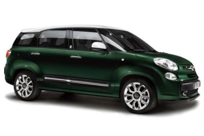 Fiat 500L MPW Estate Diesel 1.3 Multijet 95ps Pop Star 5dr (7 Seat) Dualogic Business Contract Hire 6x35 10000