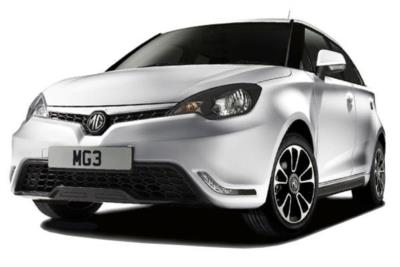 Mg Mg3 1.5 VTi-Tech 3-Time 5dr Business Contract Hire 6x35 10000