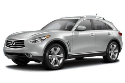 Infiniti QX70 Estate 3.7 V6 S 5dr Auto (Multimedia Pack) Business Contract Hire 6x35 10000