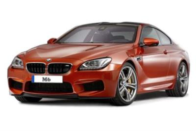 Bmw M6 Coupe M6 2dr Dct Auto Business Contract Hire 6x35 10000