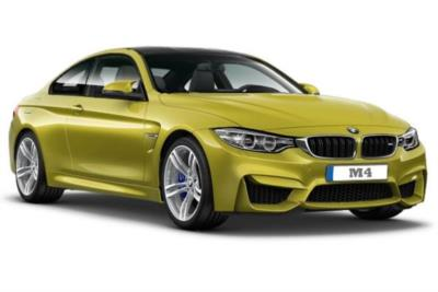 Bmw M4 Coupe M4 2dr Mt Business Contract Hire 6x35 10000