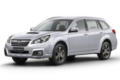Subaru Outback Diesel 2.0d SX 5dr Lineartronic Auto Business Contract Hire 6x35 10000
