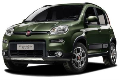 Fiat Panda Hatchback 0.9 TwinAir 85ps 4x4 5dr 5Mt Business Contract Hire 6x35 10000