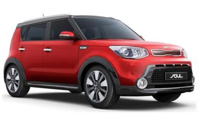 Kia Soul Diesel Hatchback 1.6 Cdri 126ps Mixx 5dr Manual Business Contract Hire 6x35 10000