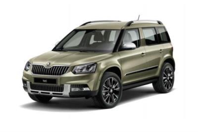 Skoda Yeti Outdoor Estate 1.2 Tsi 110ps Se 5dr 5Mt Business Contract Hire 6x35 10000