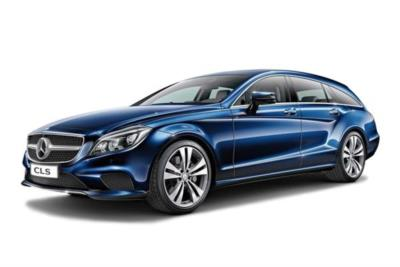 Mercedes Benz CLS AMG Shooting Brake 63 S 5dr Tip Auto Business Contract Hire 6x35 10000