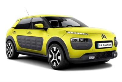 Citroen C4 Cactus Diesel Hatchback 1.6 BlueHDi Feel 5dr (non Start/Stop) Business Contract Hire 6x35 10000