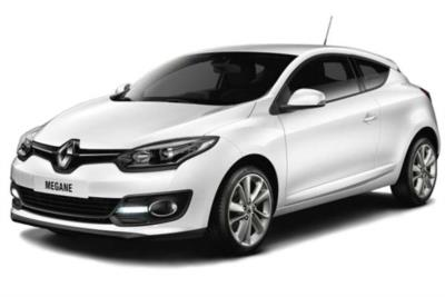 Renault Megane Coupe Diesel 1.5 dCi Limited (Nav) 3dr Auto Business Contract Hire 6x35 10000