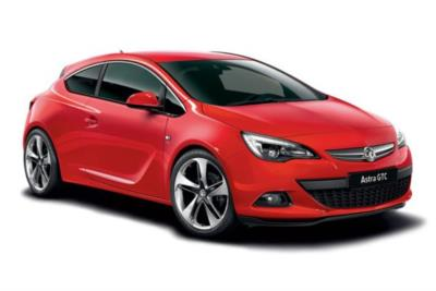 Vauxhall Gtc Coupe 1.4i 16v Vvt Turbo 140ps SRi Auto Business Contract Hire 6x35 10000