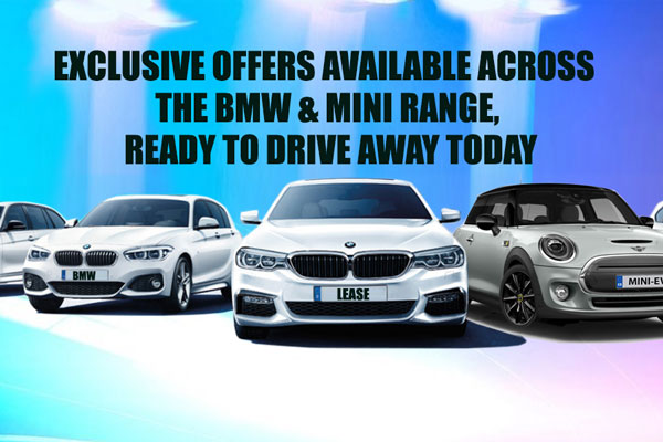 BMW MINI Greatly Reduced Lease  Offers