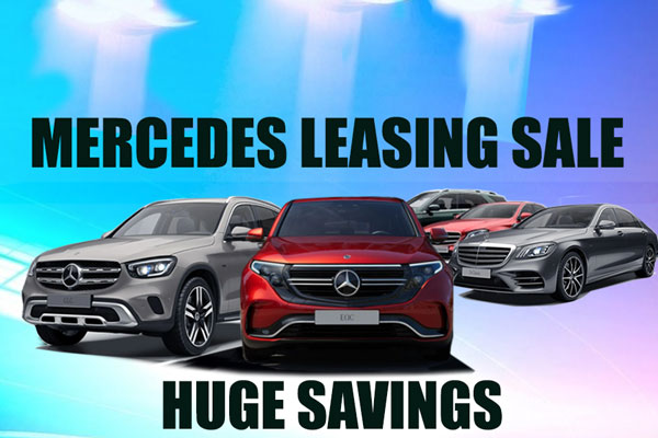 Mercedes Leasing Sale