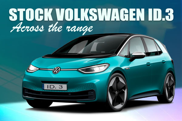 Stock VW ID3